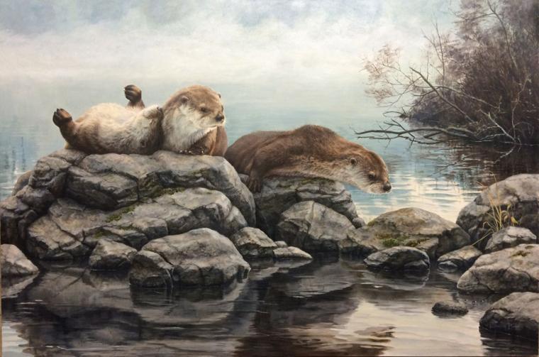 NatureWorks Art Show and Sale a Bassmaster bonus - Tulsa ...