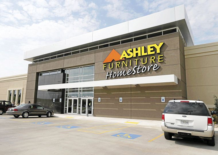 Ashley Furniture HomeStore grand opening set Friday at