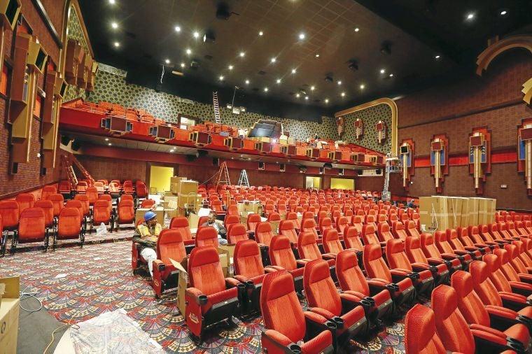 Grand Infinity Auditorium Seats