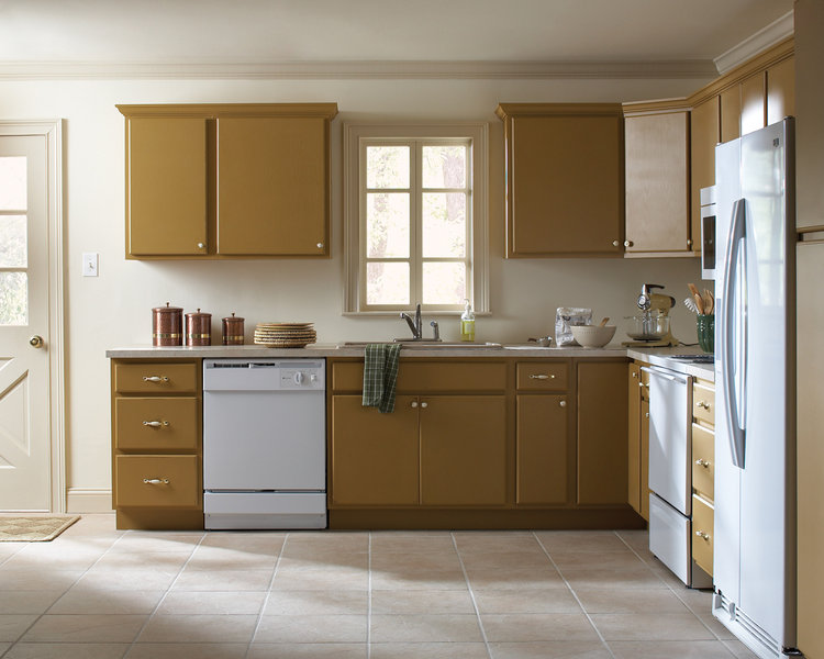 Kitchen facelift refacing old cabinets tulsa world for Kitchen cabinets tulsa