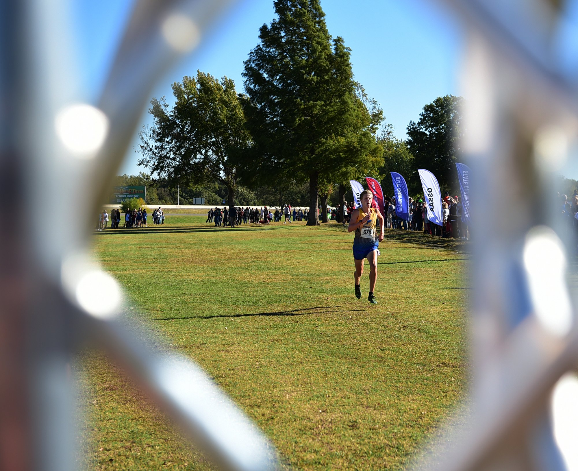 2a state cross country meet
