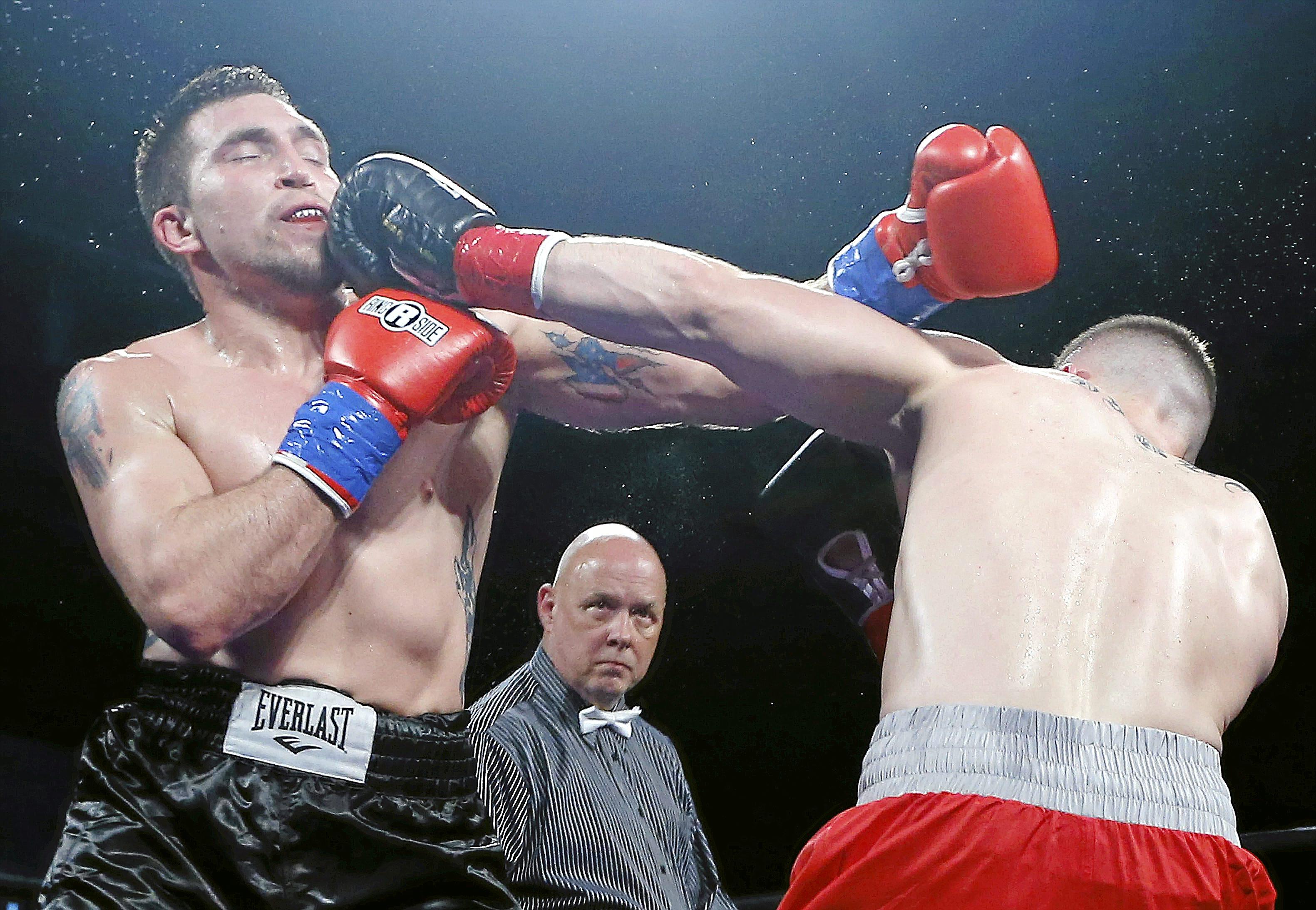 Photo Gallery: Tulsa Celebrity Fight Night A Big Hit