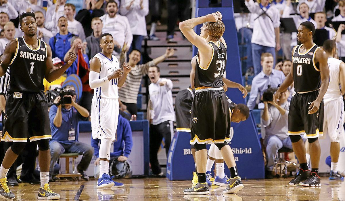Wichita State Will Head To AAC If Invited