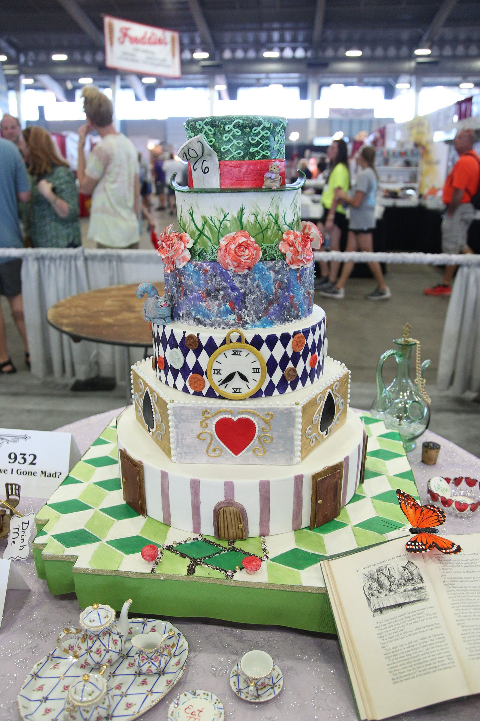 Photo gallery: See the spectacular cakes of the Sugar Art ...