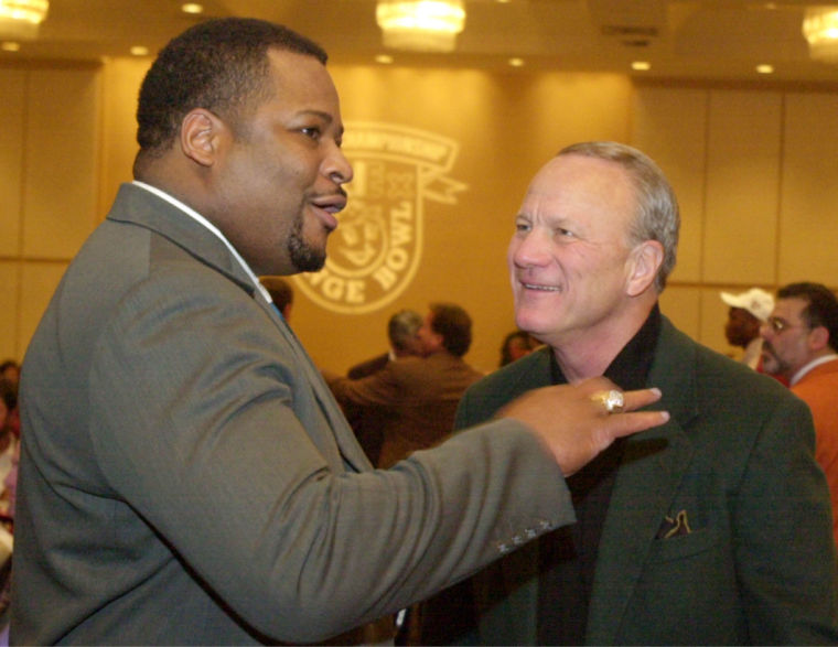 Where were you when Barry Switzer resigned 25 years ago ...