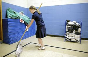 ... area students, teachers finish final tasks on the last days of school