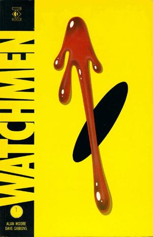Moore and Gibson's 'Watchmen'