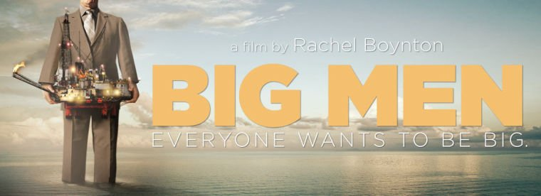 Rachel Boynton's documentary 'Big Men' is a tale of modern imperialism
