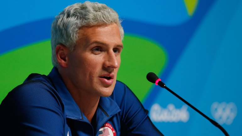 US Olympic Committee apologises over behaviour of swimming quartet