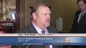 Soccer Stadium Funding