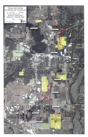 East Watershed Trail Project Discussions