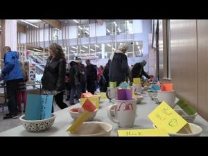 3-24-15 Empty Bowls Project