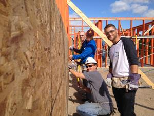 <p>Building two homes and repairing 4 homes for families in Douglas County. Join Habitat and build homes and build hope.</p>