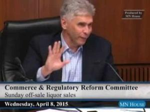 House Commerce and Regulatory Reform Committee  4/8/15