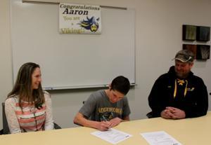 Alexandria's Aaron Runge Commits To Augustana College