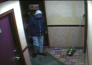 Subway Armed Robbery Suspect