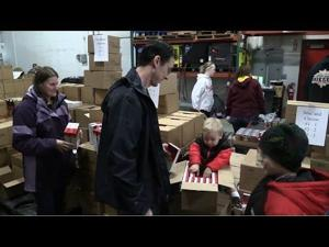 Jingle Bells Deliveries - 2015