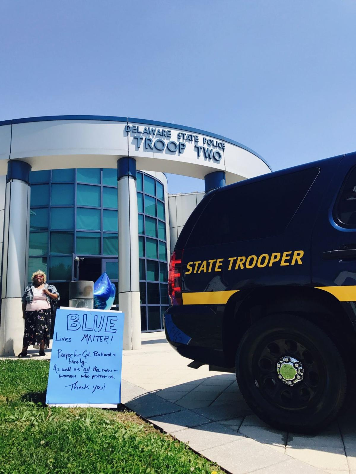 VIDEO Keene Elementary steps up to honor fallen trooper Features