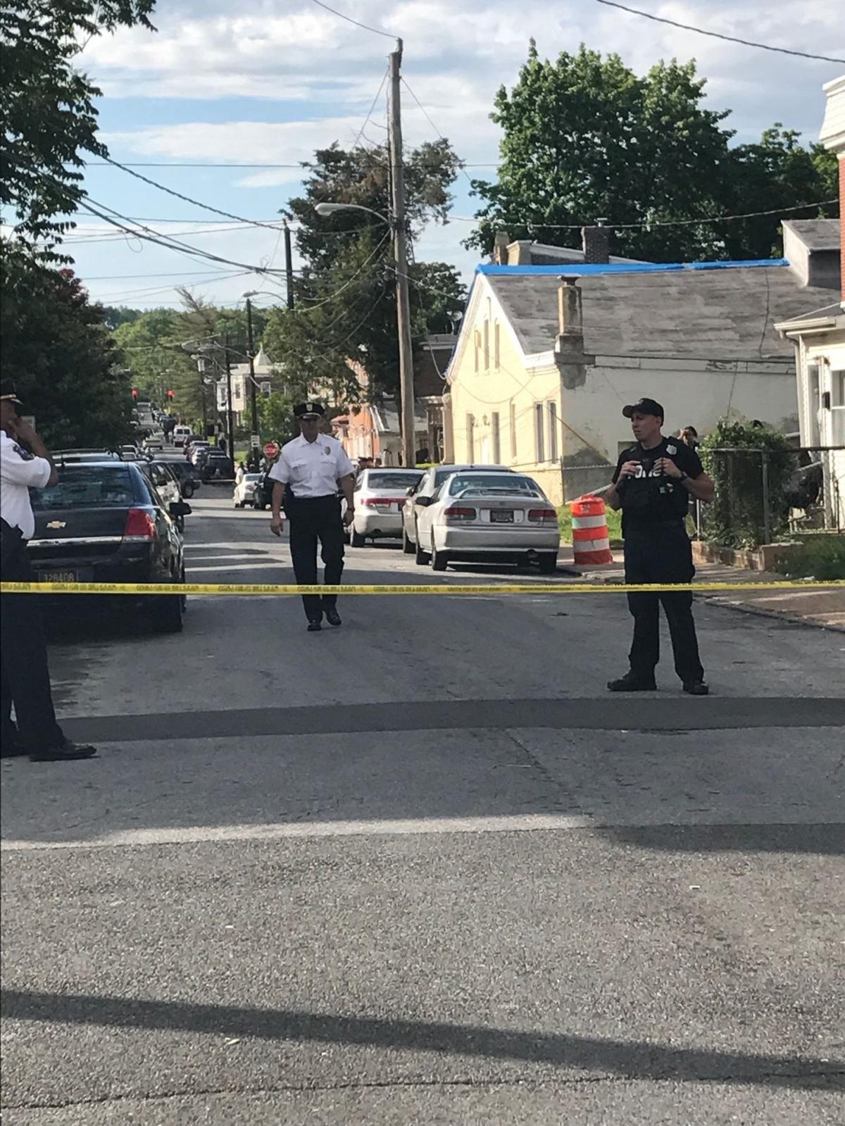 VIDEO 2 men shot in broad daylight in Wilmington