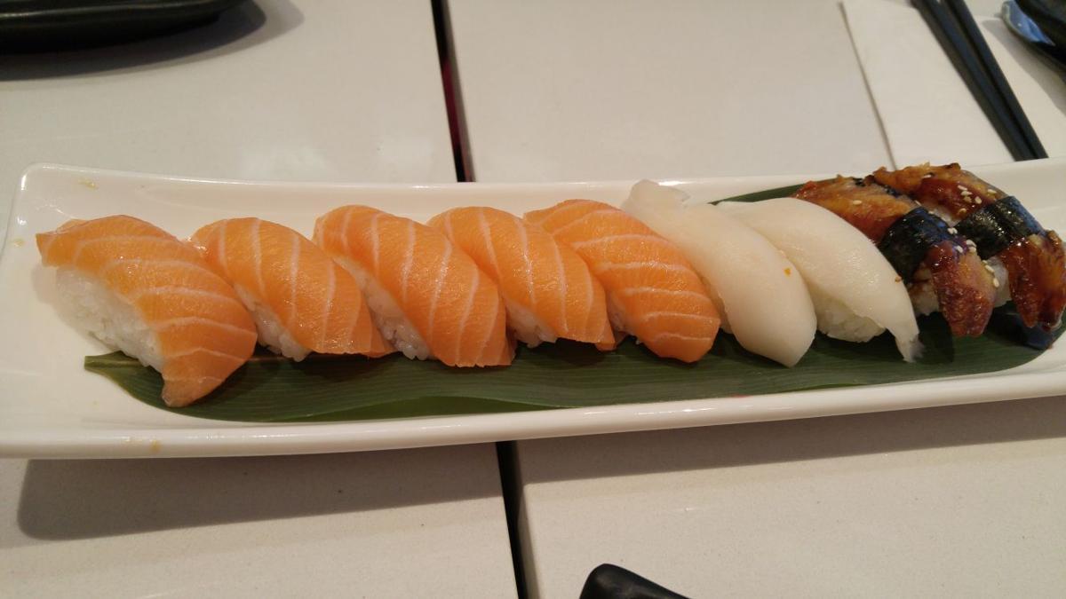 Heart Sushi Nigiri