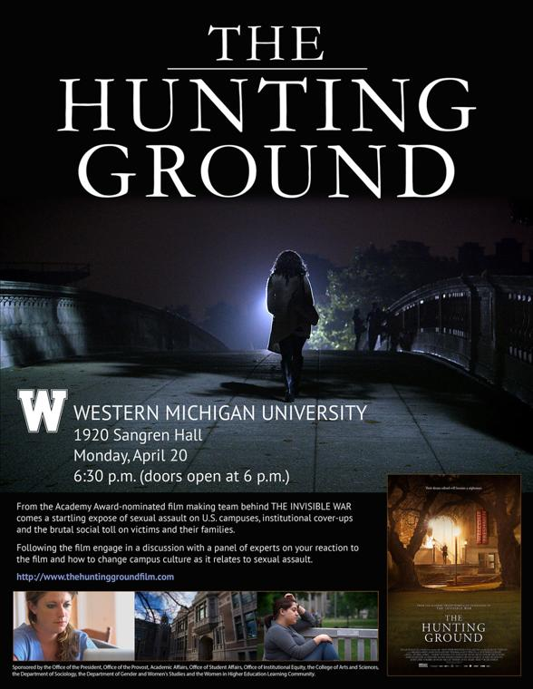 a review of the hunting ground a documentary on the issue of sexual assaults on college campuses