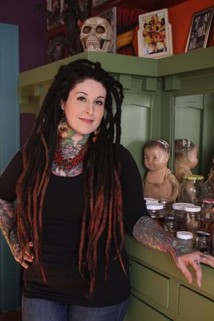 Francella s shop moves expands to include tattoos and for Best tattoo shops in el paso