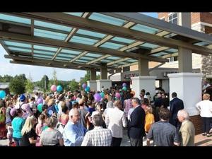 Monroe Carell Jr. Children's Hospital Vanderbilt at Williamson Medical Center public peek