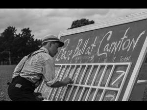 Vintage Base Ball at Carnton Plantation