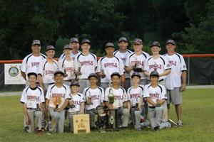 <p>After a come-from-behind run to win a state championship, the Franklin Rebels 12U baseball team is headed to the Cal Ripken Southeast Regional Championships in Florida this week.</p><p>Kneeling (L to R): Christian Hooper, Noah Bell, Ethan Cain, Chris Chen, Alex Chen, Riley Taylor, and Harrison Ditzel.</p><p>Standing (L to R): Coach Brian Mitchell, Owen Davis, Grant Mikus, Mgr Steve Bell, Ben Brown, Chris Hardin, Coach RJ Bell, Jason Amsler, Matthew Joiner, and Coach Chip Cain.</p>