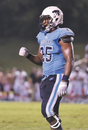 <p>Tyrel Dodson and the Centennial Cougars will battle Henry County for the regular season region title Friday.</p><p><span> </span></p>