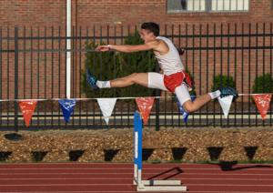 """<p>George Patrick of Brentwood Academy won<span>the decathlon on Monday and Tuesday, followed by the long jump, the triple jump, the 110-meter hurdles and the 300 hurdles on Friday. See <a href=""""http://www.williamsonherald.com/multimedia/photos/collection_b2f8748e-015f-11e5-af46-4b8f2f9ebbd7.html"""" target=""""_blank""""><strong>PHOTOS</strong></a> for full gallery.</span></p>"""