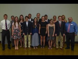 9th Annual John Maher Builders Scholar Athlete Banquet