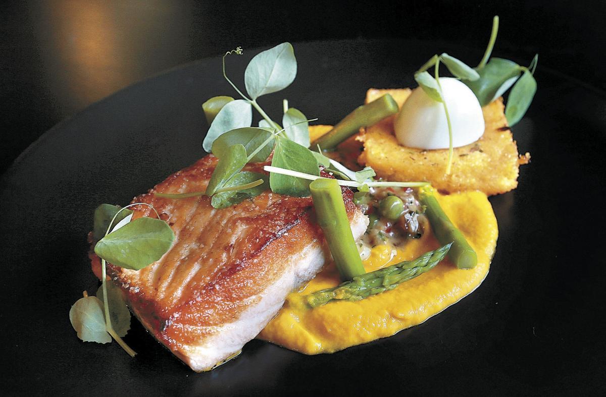 Chop house serves up authentic italian cuisine food for Authentic italian cuisine