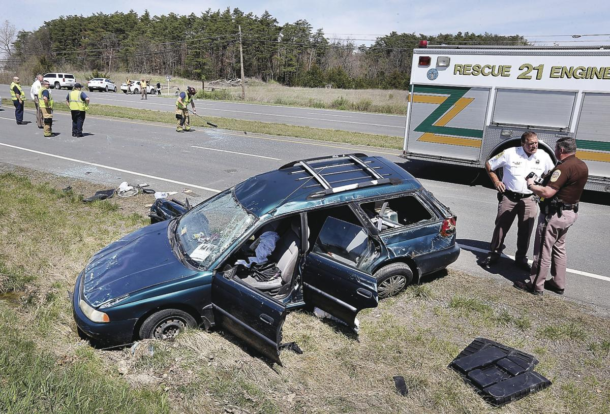 Two Car Crash Leads To Dui Investigation Winchester