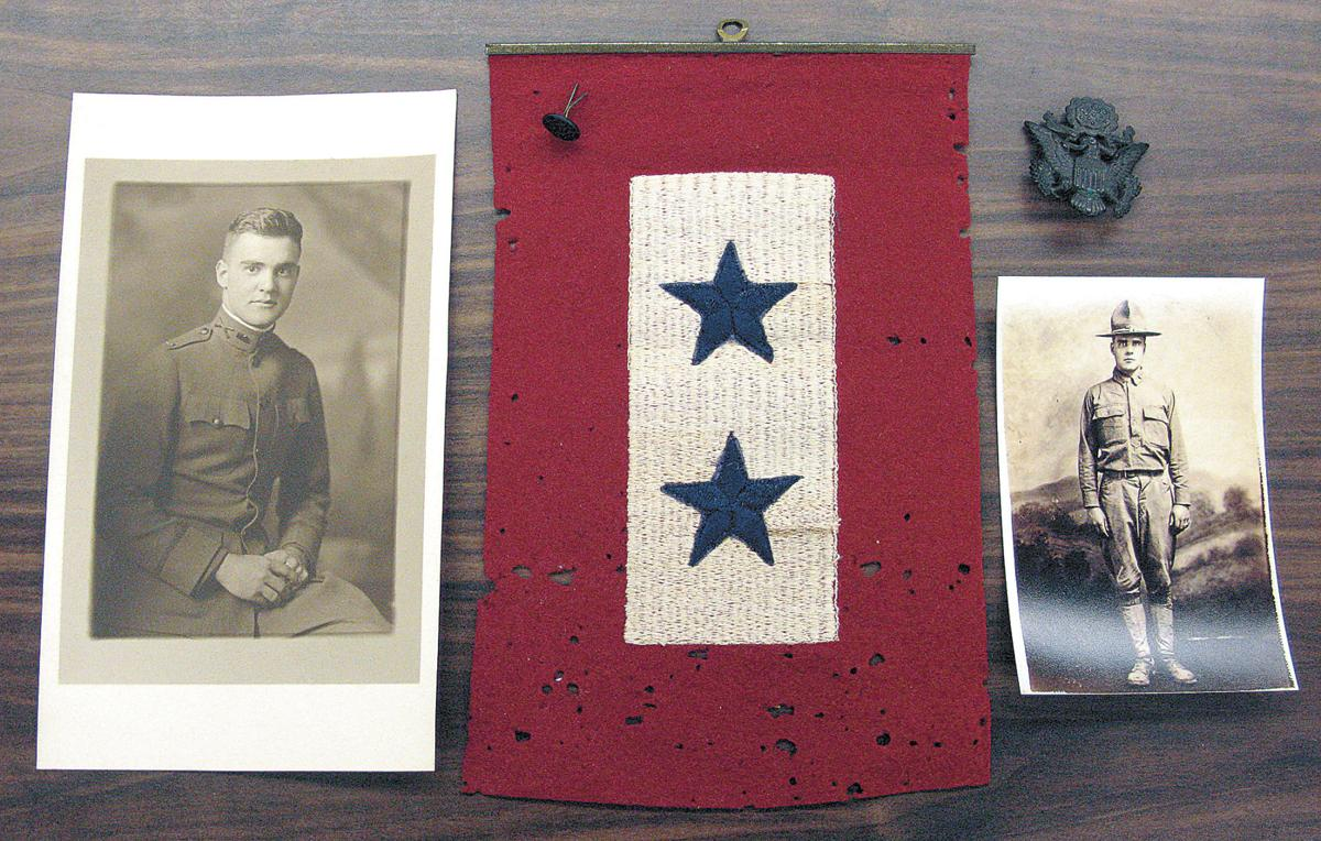 Library collects artifacts of area WWI veterans