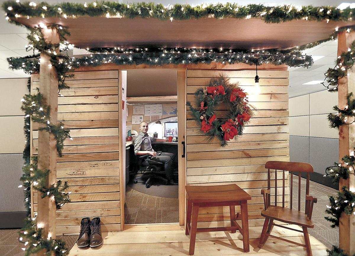 Cubicle cabin shuts the door on office contest competition ...