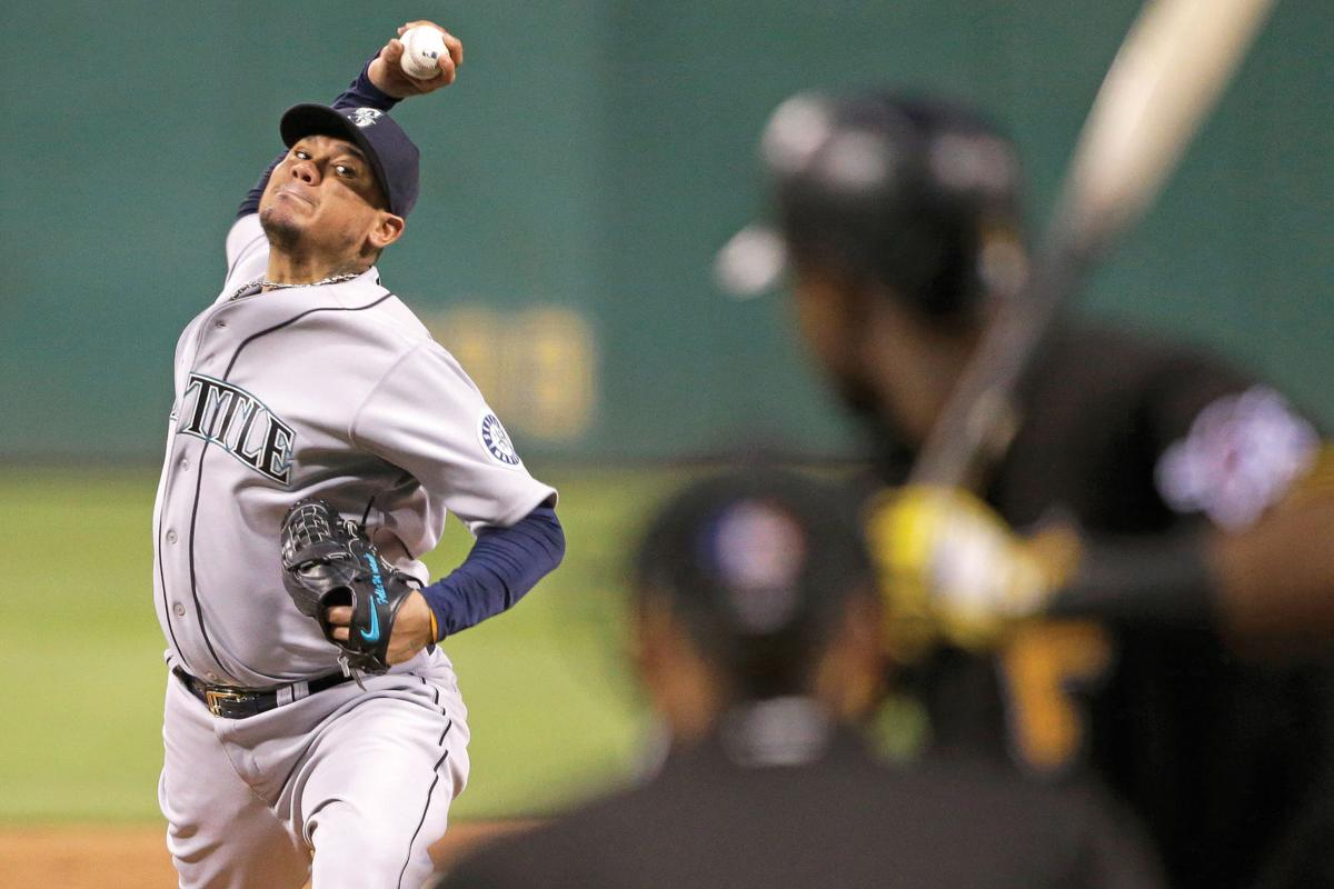 hernandez still leader of mariners rotation questions seattle pirates baseball