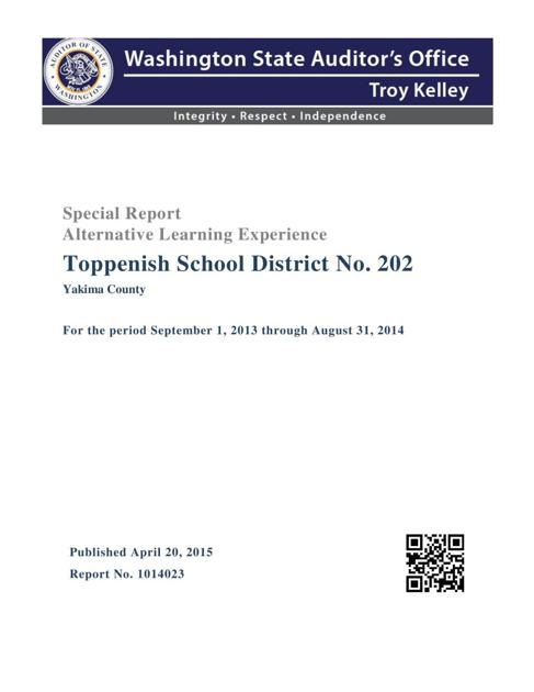 Toppenish School District