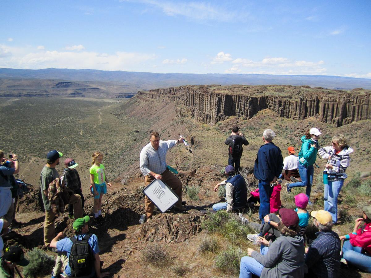 Ellensburg group fills up on basalt local for Landscaping rocks yakima