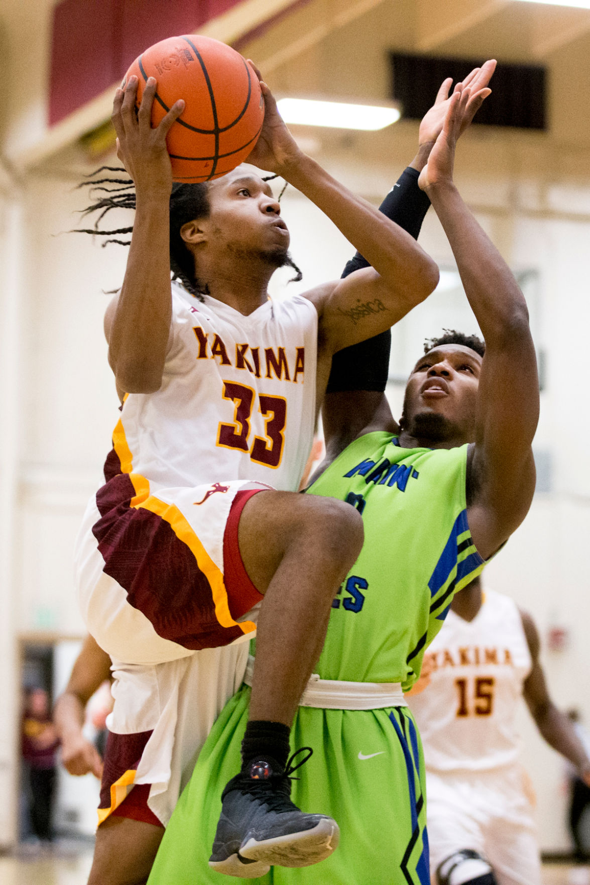 Mens basketball: Yakima Valley falls to Big Bend 96-79 ...