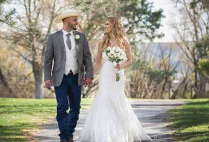 HAVE YOUR WEDDING FEATURED IN YAKIMA VALLEY BRIDE MAGAZINE