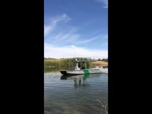 Border Patrol gets new boat