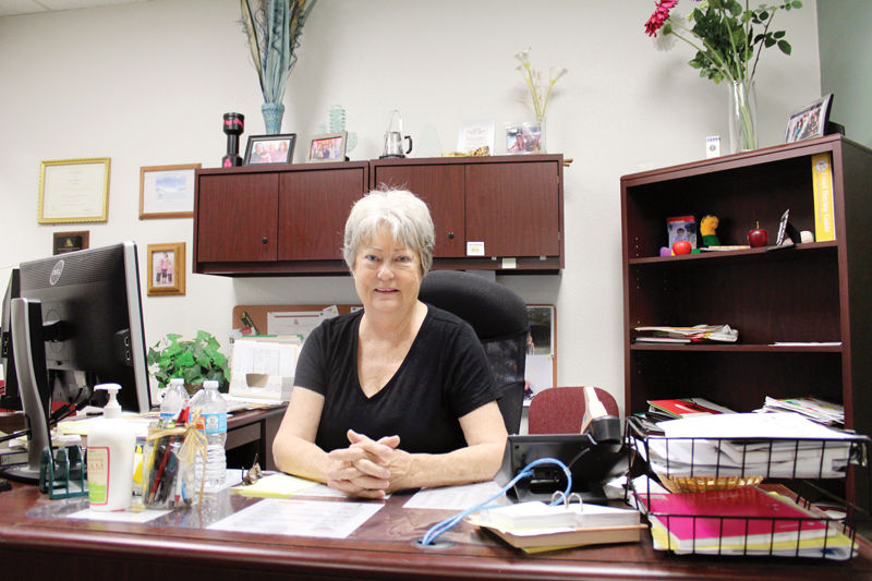 Crane school nutrition director Johnson retires