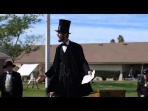 Civil War Days: Gettysburg Address