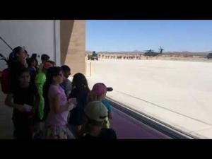 Students visit Yuma Proving Ground