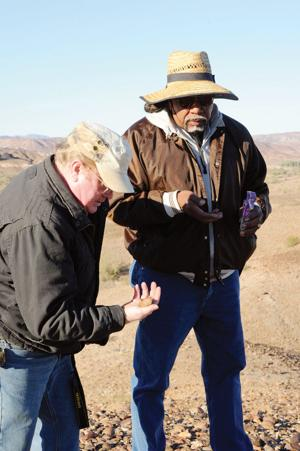 Yuma Proving Ground: Tribes, Army build relations