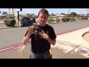 Special Yuma ALS Ice Bucket Challenge