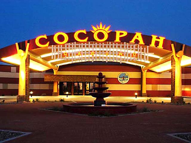 Cocopah casino resort beverage food position horshoe casino hammond ind