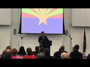 Gov. Ducey on San Luis and Arizona schools.