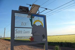 Welcome to San Luis